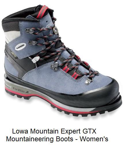 Mountaineering Boots Polish Himalayas